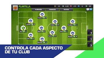 Screenshot 2: Top Eleven 2019 - Mánager de Fútbol