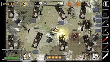 Screenshot 1: 生存的考驗