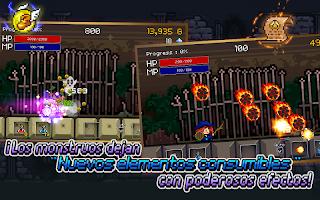 Screenshot 1: 進攻的勇士Advanced!