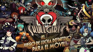 Screenshot 1: Skullgirls