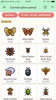 Screenshot 1: Animal Guide for Animal Crossing