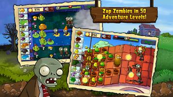 Screenshot 2: Plants vs. Zombies FREE