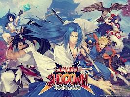 Screenshot 1: SAMURAI SHODOWN M (Korea)