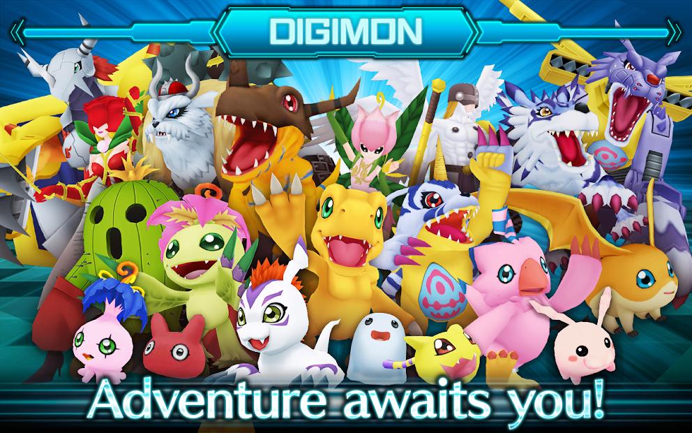 Download] Digimon LinkZ (Global) - QooApp Game Store