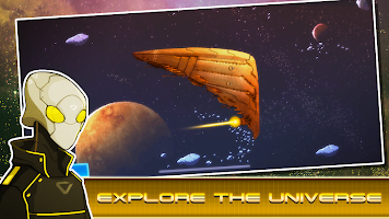 Screenshot 3: Pixel Starships™ : Hyperspace