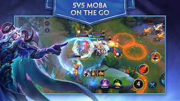 Screenshot 1: Heroes Evolved