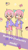 Screenshot 4: Cute Girl Avatar Maker