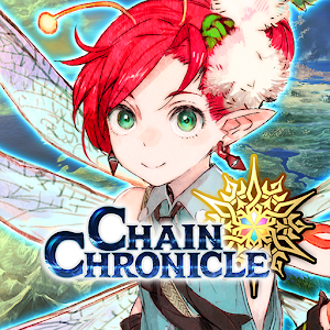 Icon: 鎖鏈戰記 ChainChronicle | 日版