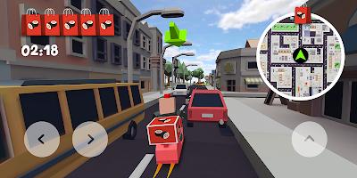 Screenshot 3: 摩托快遞