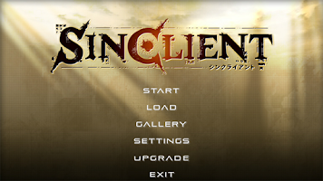 Screenshot 1: SINCLIENT