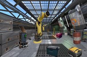 Screenshot 3: Escape Game - Uncertain Path