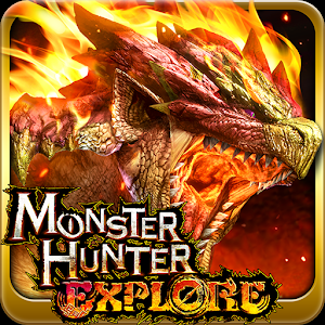 Icon: Monster Hunter Explore | Japanese