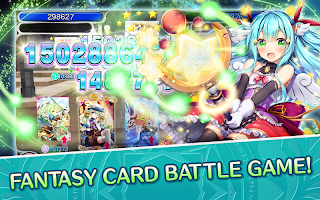 Screenshot 3: Valkyrie Crusade (Anime-Style TCG x Builder Game)