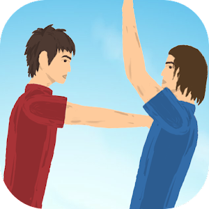 Icon: Pushing Hands  -Fighting Game-