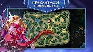 Screenshot 3: Heroes Evolved
