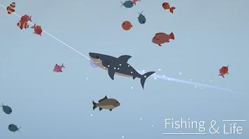 Screenshot 3: Fishing Life