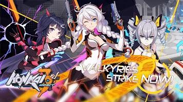 Screenshot 3: Honkai Impact 3 (SEA)