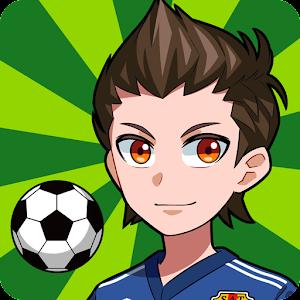 Icon: 机でサッカー