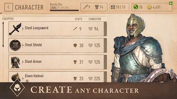 Screenshot 4: 上古卷軸:刀鋒戰士