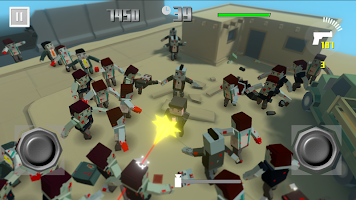 Screenshot 3: ZOMBIE INF