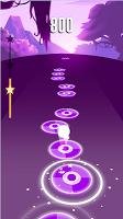 Screenshot 2: Pink Tiles Hop 3D