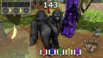 Screenshot 2: 大猩猩!大猩猩!大猩猩!