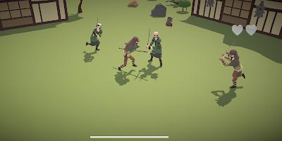 Screenshot 1: Samurai