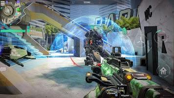 Screenshot 4: 無限行動 :未來的射擊遊戲