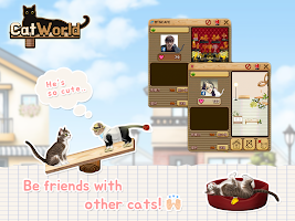 Screenshot 2: Cat World