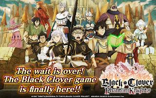 Screenshot 1: ブラッククローバー 夢幻の騎士団   英語版