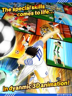 足球小將翼 夢幻隊伍 國際版