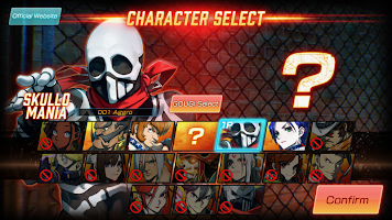 Screenshot 3: FIGHTING EX LAYER -α
