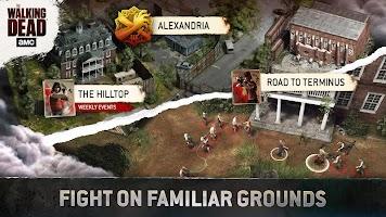 Screenshot 4: The Walking Dead No Man's Land