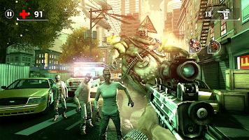 Screenshot 4: 언킬드 - 좀비 멀티플레이어 FPS