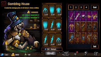 Screenshot 3: Dungeon Survival - Endless maze
