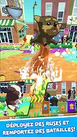 Screenshot 3: Super Splat Dogs : luttes multijoueur & Tamagotchi