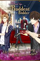 Screenshot 1: Kissed by the Baddest Bidder