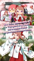 Screenshot 4: Vampire & Miko 100 Year Promise