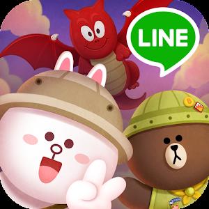 Icon: LINE Bubble 2