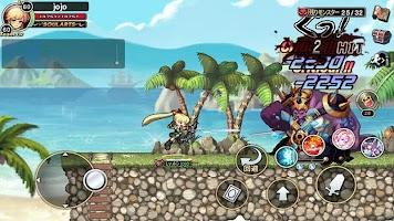 Screenshot 2: Soul Slash SAGA 2