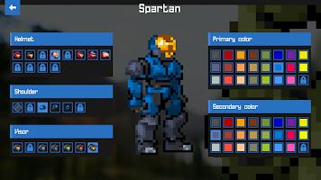 Screenshot 3: Spartan Firefight
