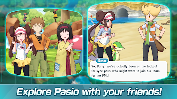 Screenshot 2: Pokemon Masters