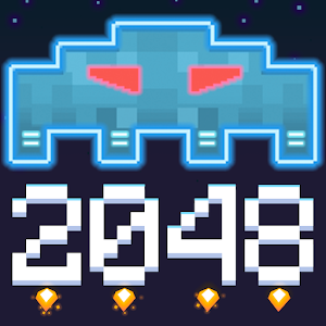 Icon: Invaders 2048
