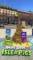 Screenshot 1: Angry Birds AR: Isle of Pigs