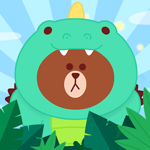 Icon: JUNGLE PANG - LINE Friends