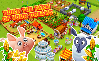 Screenshot 1: Farm Story 2