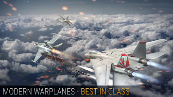 Screenshot 4: 現代戰機