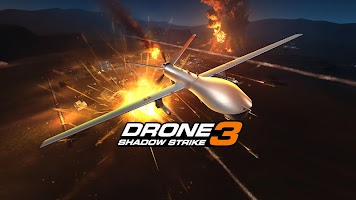 Screenshot 1: Drone : Shadow Strike 3