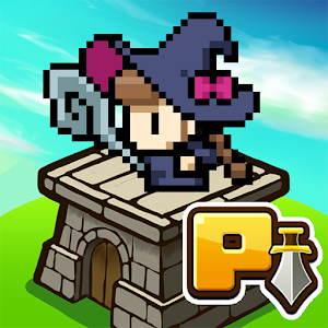 Icon: Pixel Hero Scramble