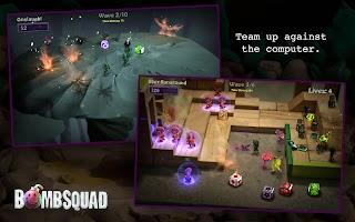 Screenshot 3: BombSquad